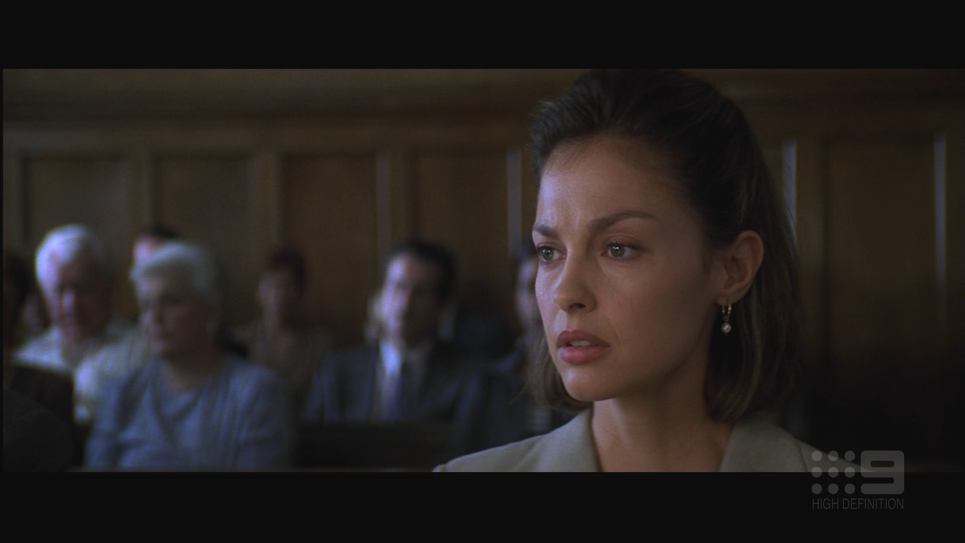 an analysis of the film double jeopardy In the nsfw clip above, from the 1999 movie double jeopardy, ashley judd's character is in prison after being convicted for murdering her husband-who she later learns is still alive and framed her for murder to run off with her best friend, as opposed to hiring a divorce attorney like most people would do.